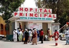 Hôpital Principal à Dakar et bilan de santé