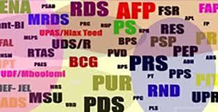 Partis politiques au senegal