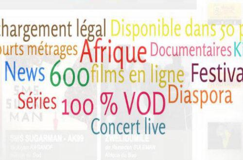 Article : Nous pouvons acheter des films africains en ligne avec AfricaFilmstv