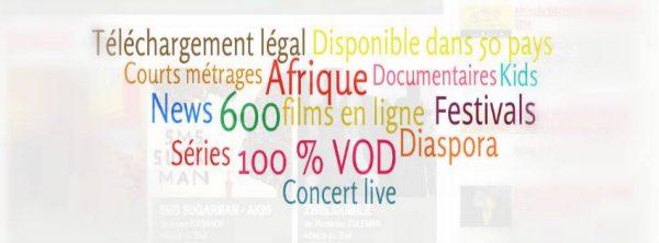 Visuel AfricaFilmstv