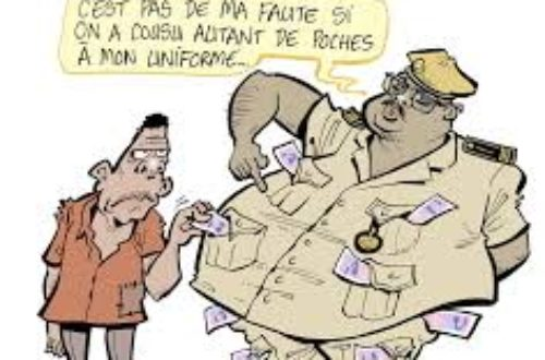 Article : Corruption en Afrique subsaharienne : autant en emporte le vent (1)