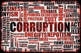 Corruption et termes connexes