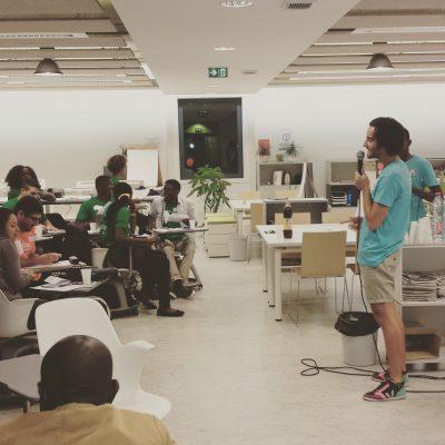 Première Edition du Startup Weekend Africa à Tours
