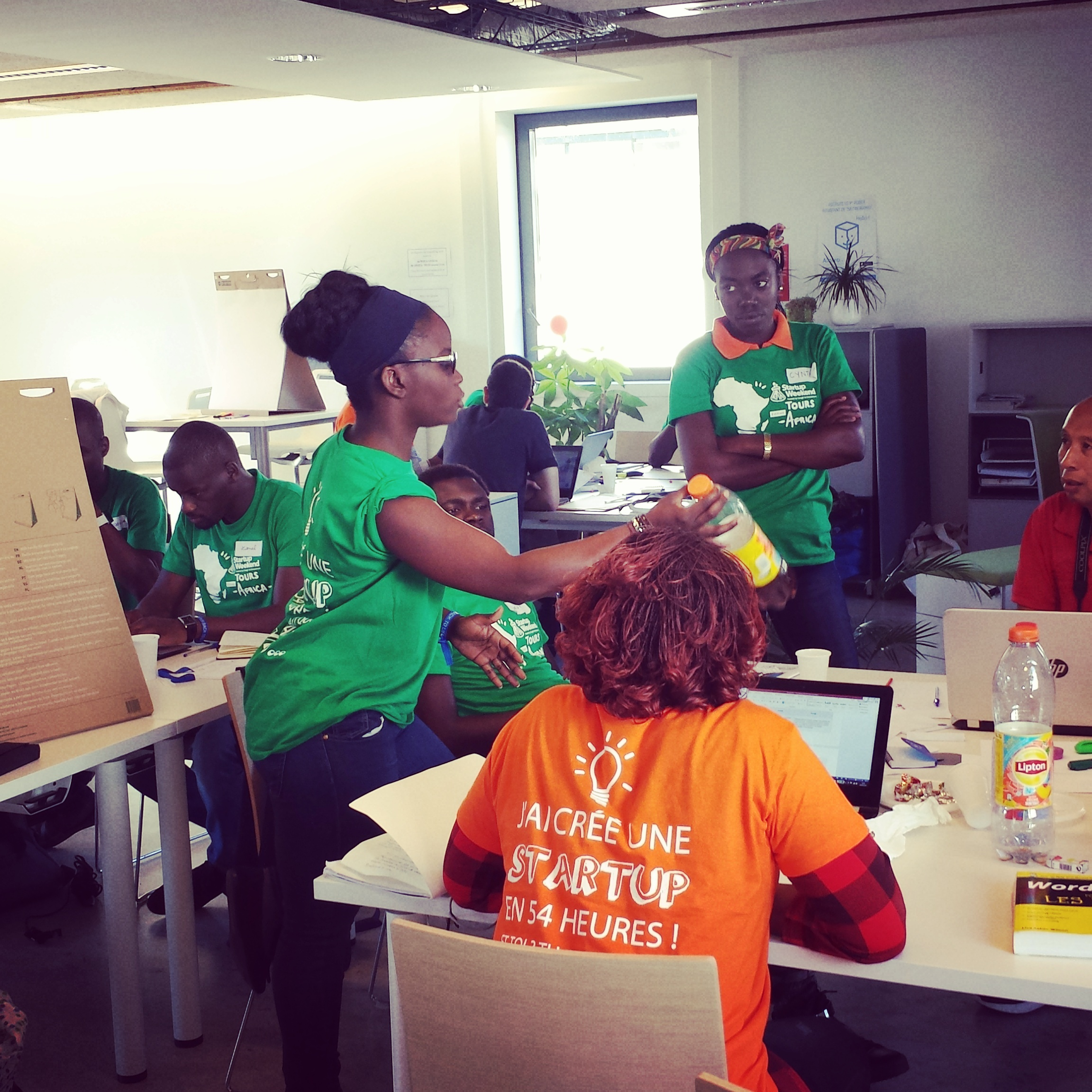 Startup Weekend Africa Tours