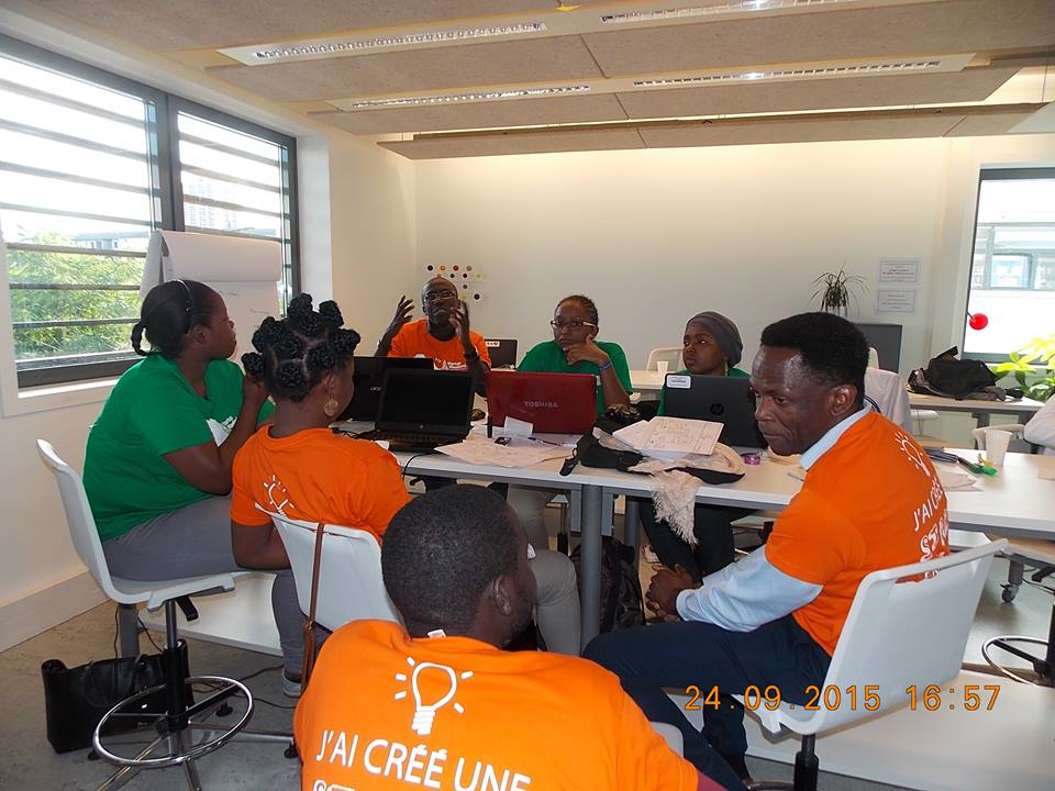 Développement de l'Afrique via l'entrepreneuriat