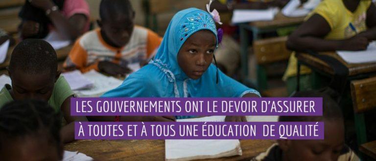 Article : Pour une aide publique à l'éducation plus responsable…ou pas