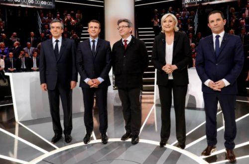 Article : Ce qu'il faut retenir du premier débat présidentiel en France